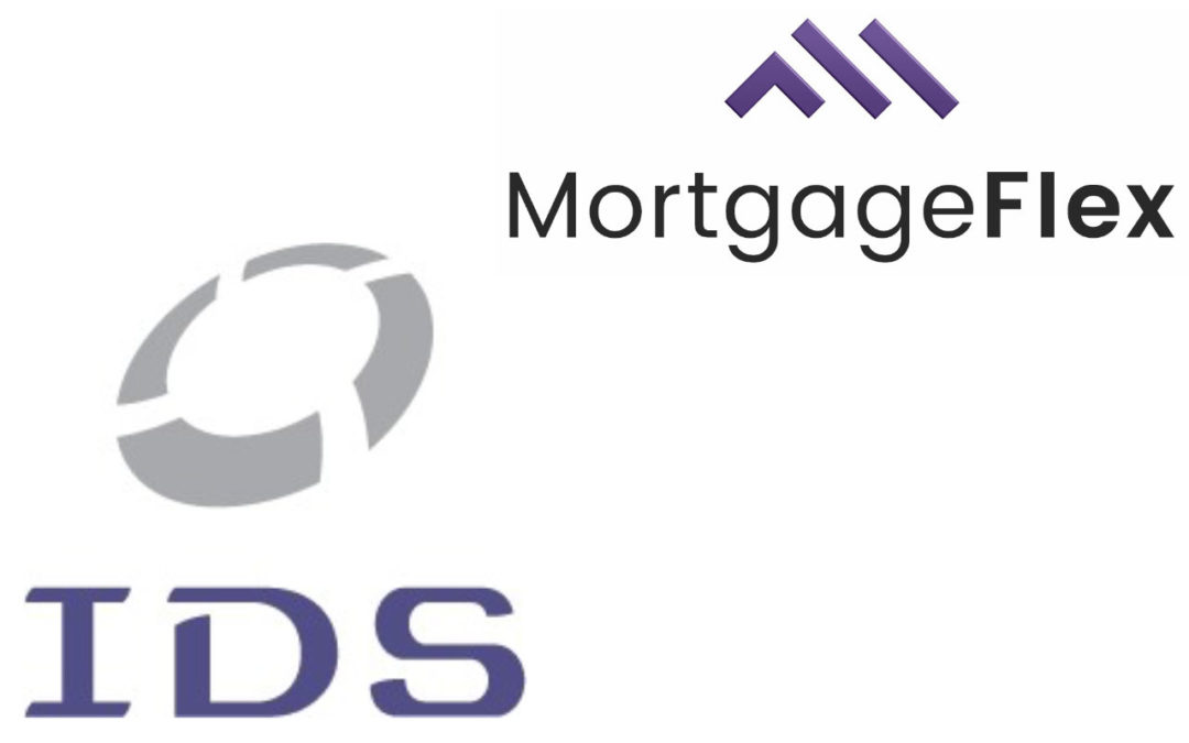 IDS Develops Fresh MortgageFlex Integration To Support Latest MISMO Standards
